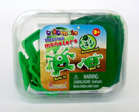 Blobimals Melting Green Monster Gobble By Toysmith