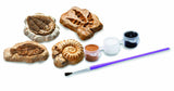 Glow Fossil Science - Glow in the Dark Fossil Paleontology Kit