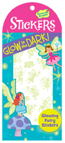 Glowing Fairy - Glow in the Dark Stickers