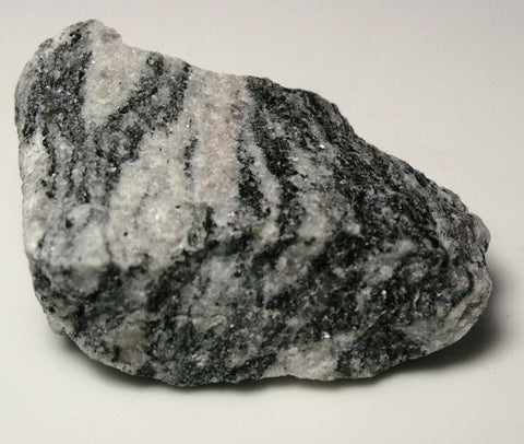 Gneiss Metamorphic Rock - 2 Unpolished Mineral Specimens