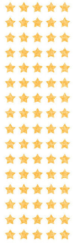Mrs Grossman's Stickers - Gold Sparkle Micro Stars