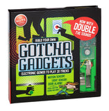 Gotcha Gadgets Electronics Activity Book & Kit by Klutz