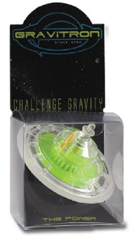 Gravitron Space Gyroscope Set w T-Handle & Pedestal Colors Vary