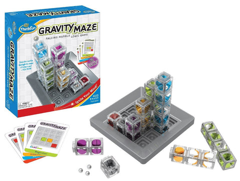 Gravity Maze Falling Marble Logic Game by ThinkFun