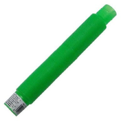 Poof Slinky  POP TOOB - Bendable, Stretchable, Connectable Tube - Colors Vary