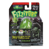 Test Tube Alien: Fizzitor - Hatching Toy Action Figure - GRIMLET
