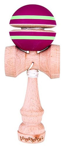 Striped Groove Wooden Kendama by Duncan (Colors Vary)