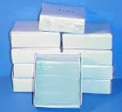 Microscope Glass Slides 1 x 3 Inch (25 x 75 mm) -  10 Boxes of 72 Pack