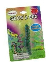 Grow a Bug - Growing Caterpillar Toy - Colors Vary