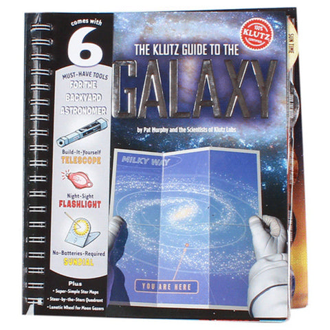 The Klutz Guide to the Galaxy Book & Equipment