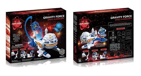 Space Gyroscope Gravity Force