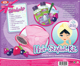 SpaLaLa Hair Stylist - Kids Hair Dresser Kit by Poof Slinky