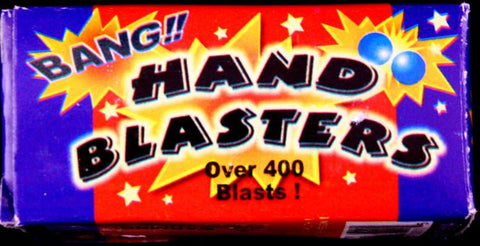 10 Pairs of Hand Blasters Safe and Fun - Online Science Mall