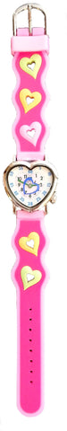 The Kids Watch Company Heart Watch Pink Band