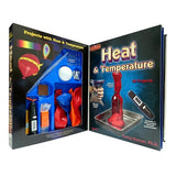 Science Wiz: Heat & Temperature Activity Kit for Ages 8+