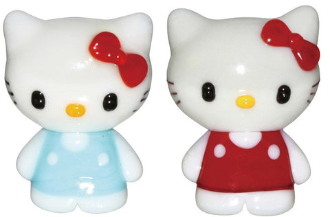 Looking Glass Torch - Hello Kitty - 2 Different Miniatures - (2-Pack)