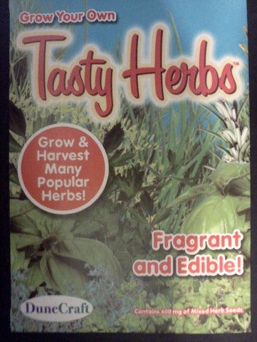 Herb Mix Seed Pack
