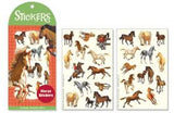 Horses Stickers by Peaceable Kingdom