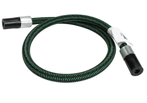 2 Feet of Cloth Covered Connector Hose for Gas Burners