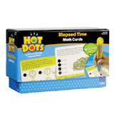 Hot Dots Elapsed Time Flashcards Kit - Grade 2+