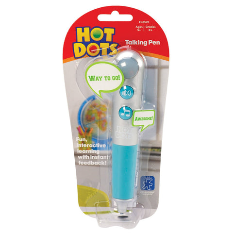 Hot Dots - Interactive Educational Talking Pen