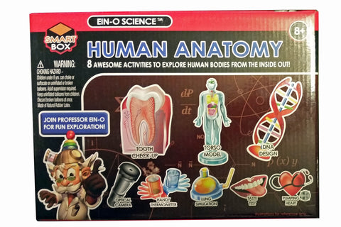 Ein-O Science Human Anatomy Experiment Kit