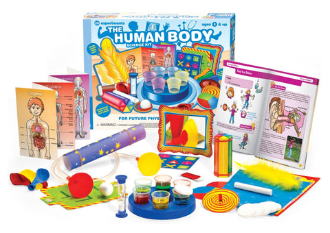 Thames & Kosmos Little Labs The Human Body Kit