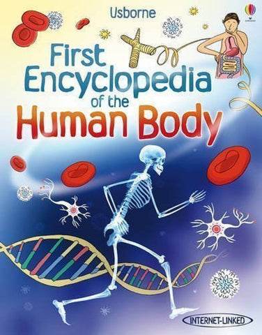 First Encyclopedia of the Human Body - Usborne Book
