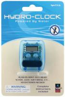 Hydro Clock - Powered by Water or Most Liquids