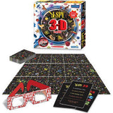 I Spy 3-D Game w 3D Glasses by Scholastic & BriarPatch