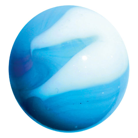 Massive Glass ICE Marble -  42 mm (1.65 Inch) by House of Marbles