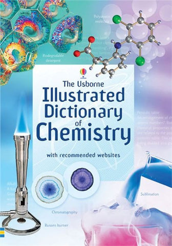 Illustrated Dictionary of Chemistry Book