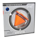 Yo2 Delta  Yo-Yo and Spin Top for Performance & Tricks - ORANGE