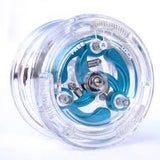 Yo2 Triple Action Yo-Yo Crystal Edition - 3 In One