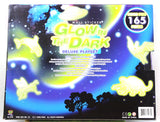 Deluxe Glow in the Dark Prehistoric Creatures & Dinosaurs w/165 Pieces