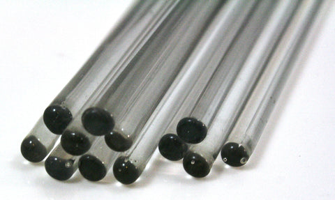 "6"" Glass Stirring Rods, Individual"