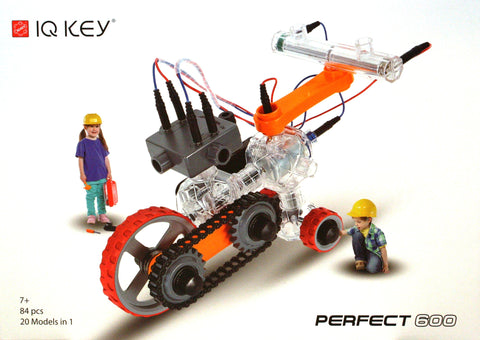 IQ Key Perfect 600 - Robotics and Simple Machines Engineering Kit