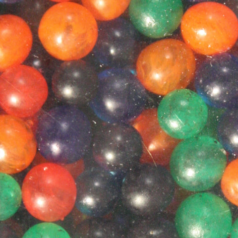 Marble Rainbow Water Beads Growing Polymer Gel Balls-1 Pound