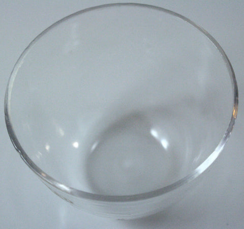 25ml Quartz Glass Crucible without Lid