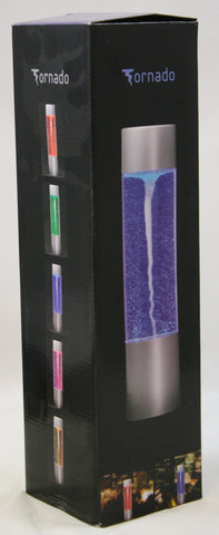 "13.5"" Color Phasing Tornado Mood Lamp - Online Science Mall"