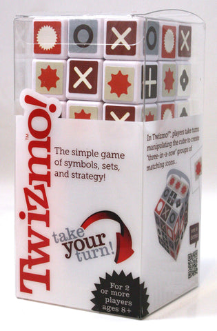 The Original Twizmo Strategy Cube Card Game