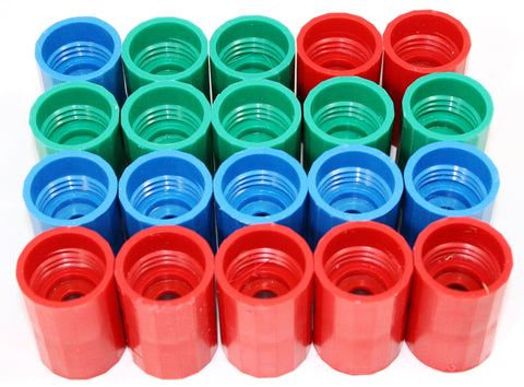 Create a Cyclone - Tornado Classroom Set of 20 Vortex Tubes