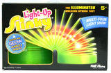 Light-Up Slinky w/Multi-Color Light Show - Slinky Colors Vary