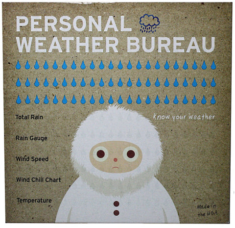 Personal Weather Bureau Weather Watch Kit by Copernicus
