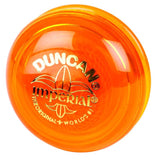 Genuine Duncan Imperial Yo-Yo Classic Toy - Orange