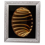 "12"" x 14"" Lighted Infinity Mirror -  Infinite Tunnel of Lights - Online Science Mall"