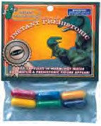 Magic Capsules Toy INSTANT PREHISTORIC #4: Foam Figures