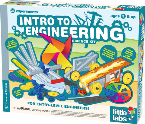 Little Labs Intro to Engineering Kit by Thames & Kosmos