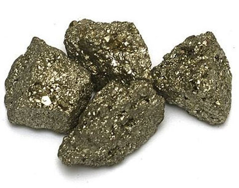 Iron Pyrite Gemstones Fool's Gold 6 Pieces or More