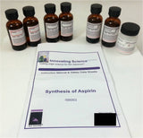 Synthesis of Aspirin Microchemistry Classroom Kit